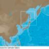C-MAP RS-Y207 : Hokkaido e Islas Sakhalin