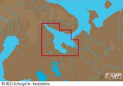C-MAP RS-Y221 : Archangel sk-Kandalaksha