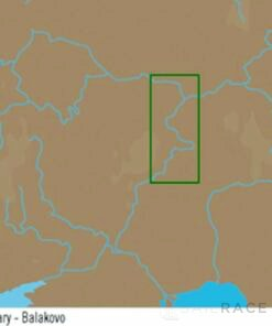 C-MAP RS-Y222 : Cheboksary-Toll Atti