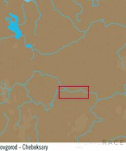 C-MAP RS-Y227 : Nizhniy Novgorod-Cheboksary