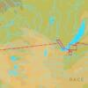 C-MAP RS-Y238 : Siberian Lakes