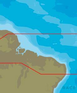 C-MAP SA-Y904 : SA-Y904 mfd