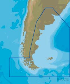 C-MAP SA-Y907 : SA-Y907 mfd