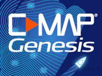 C-MAP Genesis Color Logo