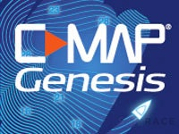 C-MAP Genesis Color Logo