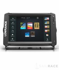 Lowrance Elite-12 Ti  with TotalScan™ Transducer and South Europe Card