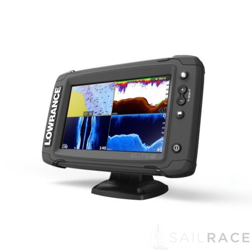 Lowrance Elite-7 Ti Mid/High/TotalScan™ with Free Insight Pro Card - image 2