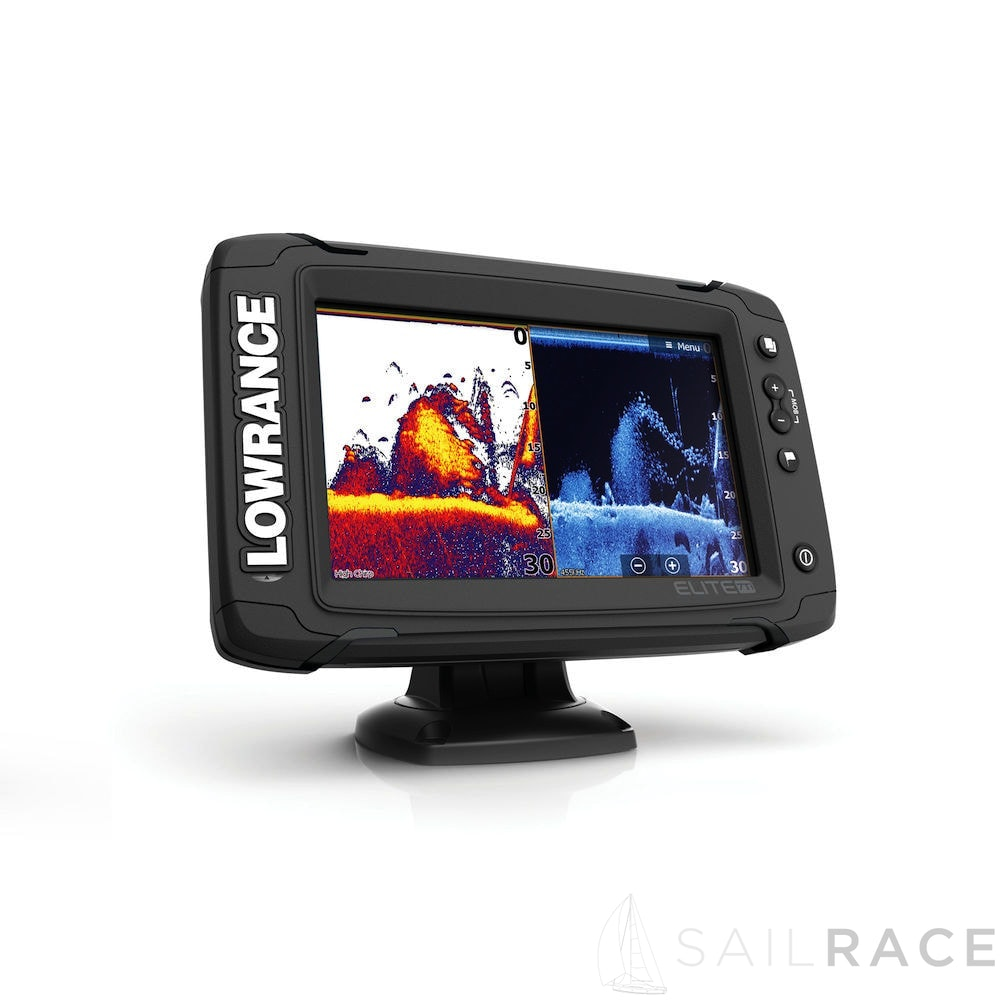 Lowrance Elite-7 Ti Mid/High/TotalScan™ with Free Insight Pro Card - image 3