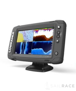 Lowrance Elite-7 Ti No Transducer with Free Insight Pro Card - image 2