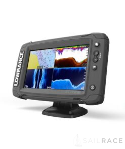 Lowrance Elite-7 Ti with Mid/High/TotalScan™ Transducer and South Europe Card - image 2