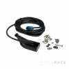 Lowrance HDI Skimmer® transducer 83/200/455/800kHz with built in temp