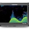 Lowrance HDS-12 Carbon ROW with TotalScan Transducer: