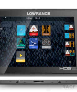 Lowrance  Hds-12 Live No Transducer Unit Offers Compatibility to the Best Collection of Innovative Sonar Features Available