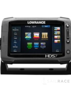 Lowrance HDS-7 GEN2 Touch ROW with 83/300 and StructureScan Transducer