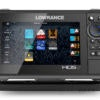 Lowrance  Hds-7 Live No Transducer Unit Offers Compatibility to the Best Collection of Innovative Sonar Features Available