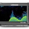 Lowrance HDS-9 Carbon ROW with HST-WSBL Skimmer Transducer and StructureScan 3D Bundle:
