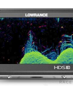 HDS-9 Carbon ROW de Lowrance con transductor TotalScan