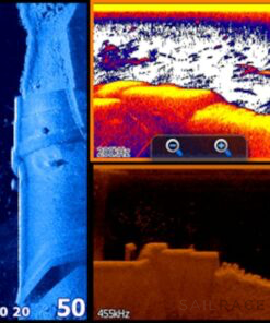Lowrance HDS-9 GEN2 Touch ROW with 83/200 and StructureScan transducer - image 2