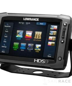 Lowrance HDS-9 GEN2 Touch ROW with 83/200 and StructureScan transducer - image 5