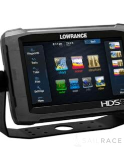 Lowrance HDS-9 GEN2 Touch ROW with 83/200 and StructureScan transducer - image 7
