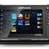 Lowrance  Hds-9 Live with Active Imaging  Transducer Offers the Best Collection of Innovative Sonar Features Available