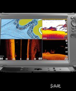 Lowrance HOOK2-12 TripleShot US Coastal/ROW (West Marine exclusive in the USA)
