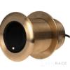 Navico B75H Bronze 600 W Thru Hull High CHIRP (130-210kHz) Depth/Temp (20° tilt) . Blue 7 pin connector