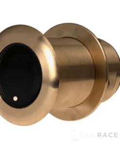 Navico B75H Bronze 600 W Thru Hull High CHIRP (130-210kHz) Depth/Temp (0° tilt) . Blue 7 pin connector