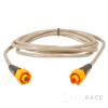 Navico Ethernet cable yellow 5 Pin 4.5 m (15 ft)