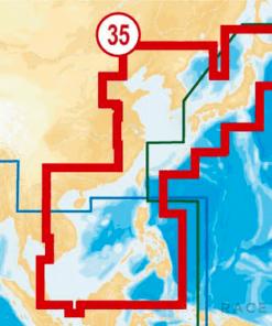 Navico NAVIONICS 31XG. INDIAN OCEAN/S CHINA SEA