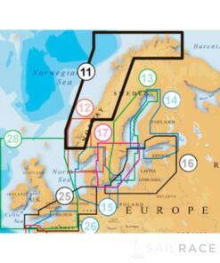 Navico NAVIONICS EU Nordic . NW Platinum Marine Charts