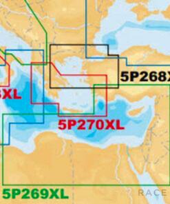 Navico Navionics Platinum+ 5P269XL Mediterráneo Sureste