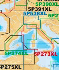 Navico Navionics Platinum+ 5P274XL Mediterranean North West