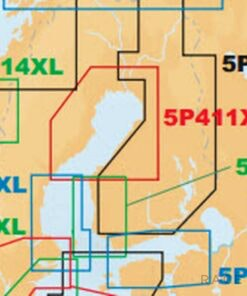 Navico Navionics Platinum+ 5P411XL Gulf of Bothnia
