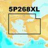 Navico Navionics Platinum+ XL MSD 5P268XL NORTH AEGEAN SEA