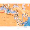 Navico NAVIONICS Mar Rojo Golfo Arábigo Cartas marinas de platino en tarjeta SD