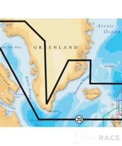 Navico Navionics XL9 20XG . Greenland & Iceland . SD Card 20XG/MSD