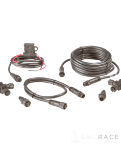Navico NMEA 2000® starter kit . Backbone required to install one or more NMEA 2000® devices includes Network power cable