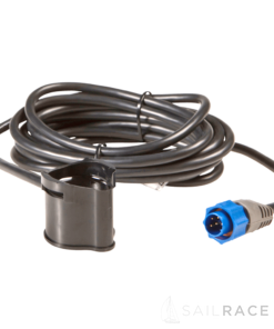 Navico PDT-WBL 83/200 kHz trolling-motor mount Skimmer® with built-in temp with blue connector