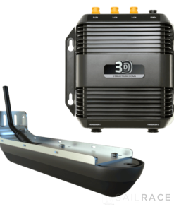 Navico StructureScan 3D Module and Transom mount transdcuer