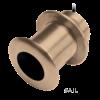 Navico XSONIC Airmar® B150M Thru-Hull Transducer 20-degree