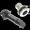 Simrad ForwardScan Long Stem transducer with Sleeve & Plug