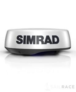 Simrad Halo  Pulse Compression Dome Radar