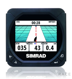 Simrad IS40 Digital display