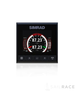Simrad Is42j is a 4.1-inch Colour Display That Offers a Clear View of Engine Status and Performance for Up to  J1939 Diesel Engines