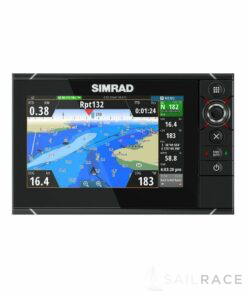 Simrad NSS7 evo2 with 3G Radar