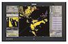 "Simrad Pro M5027 27"" diagonal 16:9 widescreen color calibrated monitor for ECDIS usage"
