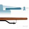 Simrad Tiller bracket 120 mm (4.8 in)